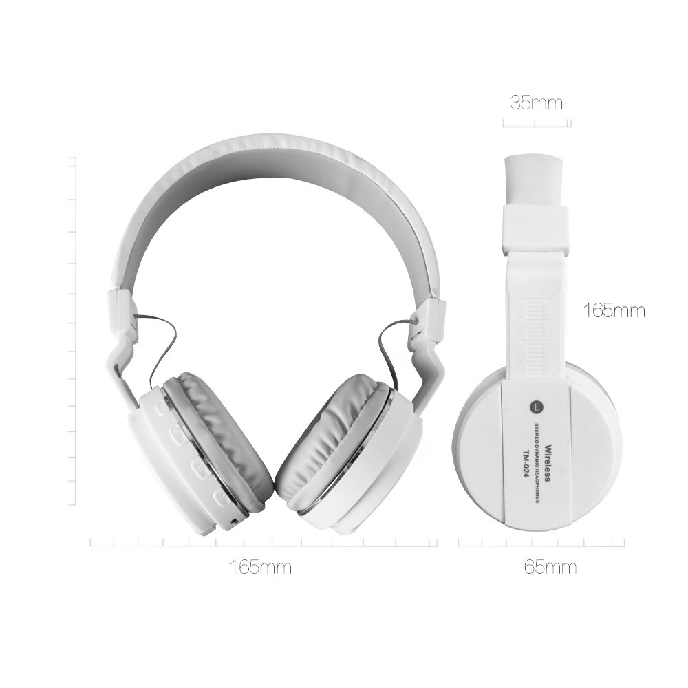 Bluetooth-Headphones-Wireless-Sport-Foldable-Headsets-W-MIC-For-Samsung-iPhone thumbnail 32