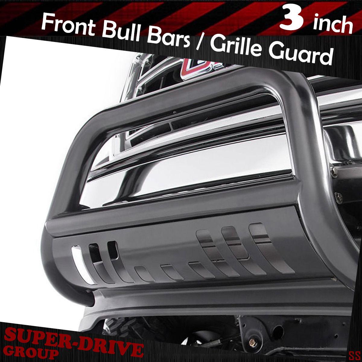 Armordillo USA 7168817 MS Series Bull Guard W//Skid Plate 2011-2016 Ford F-250//F-350//F-450//F-550 Super Duty Matte Black