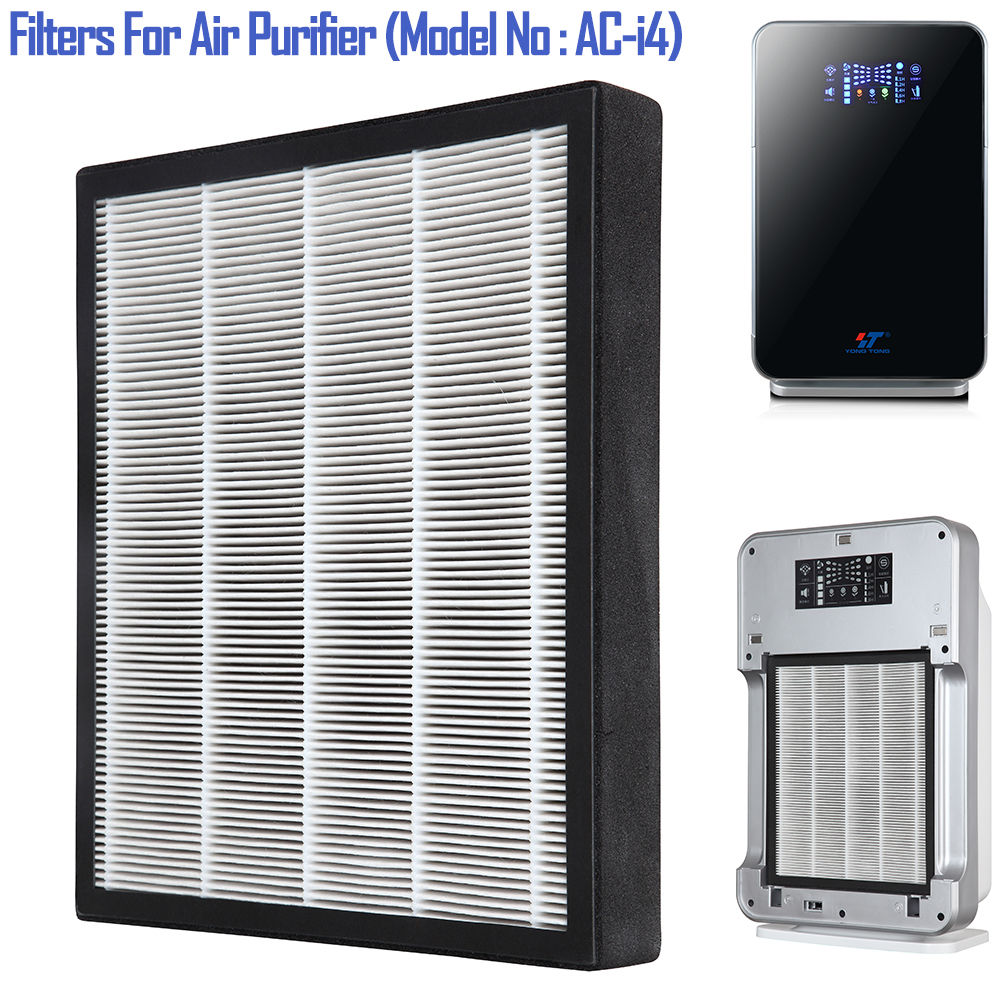 Hepa Ac Filter >> Details About Filter Only Smoke Carbon Filter Hepa Remover Filters For Air Purifier Ac I4