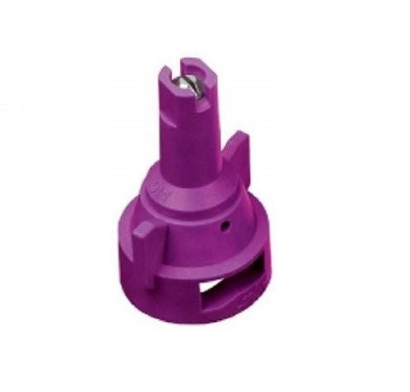 TeeJet Air Induction Flat Spray Tip Purple 110° Polymer Visiflo AI110025-VS