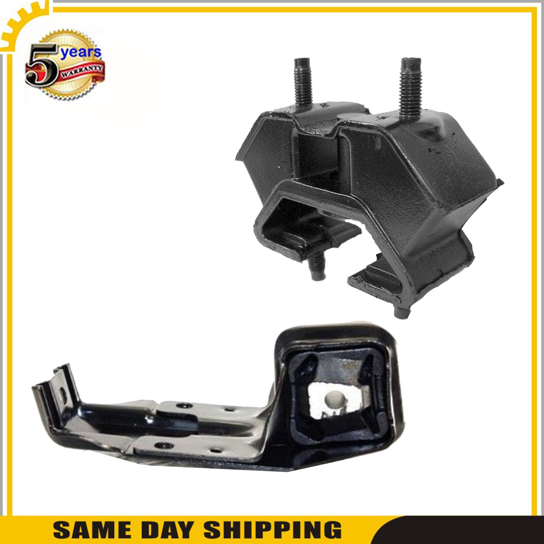 Motor /& Trans Mount Set 2PCS for 00-11 Buick Allure// LaCrosse// Chevy Impala