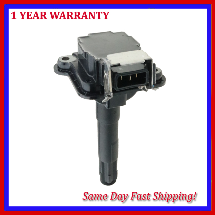 6 pcs Performance Ignition Coil Packs Turbocharged for 2000-2005 A6 Allroad Quattro V6 2.7L 2.7