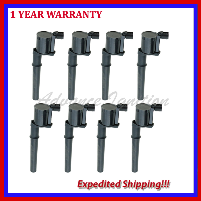 For 2001 Ford Mustang V8 4.6 Ignition Coil