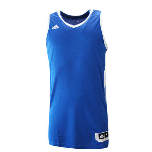 adidas Essentials 3.0 Mens Basketball Training Vest Top