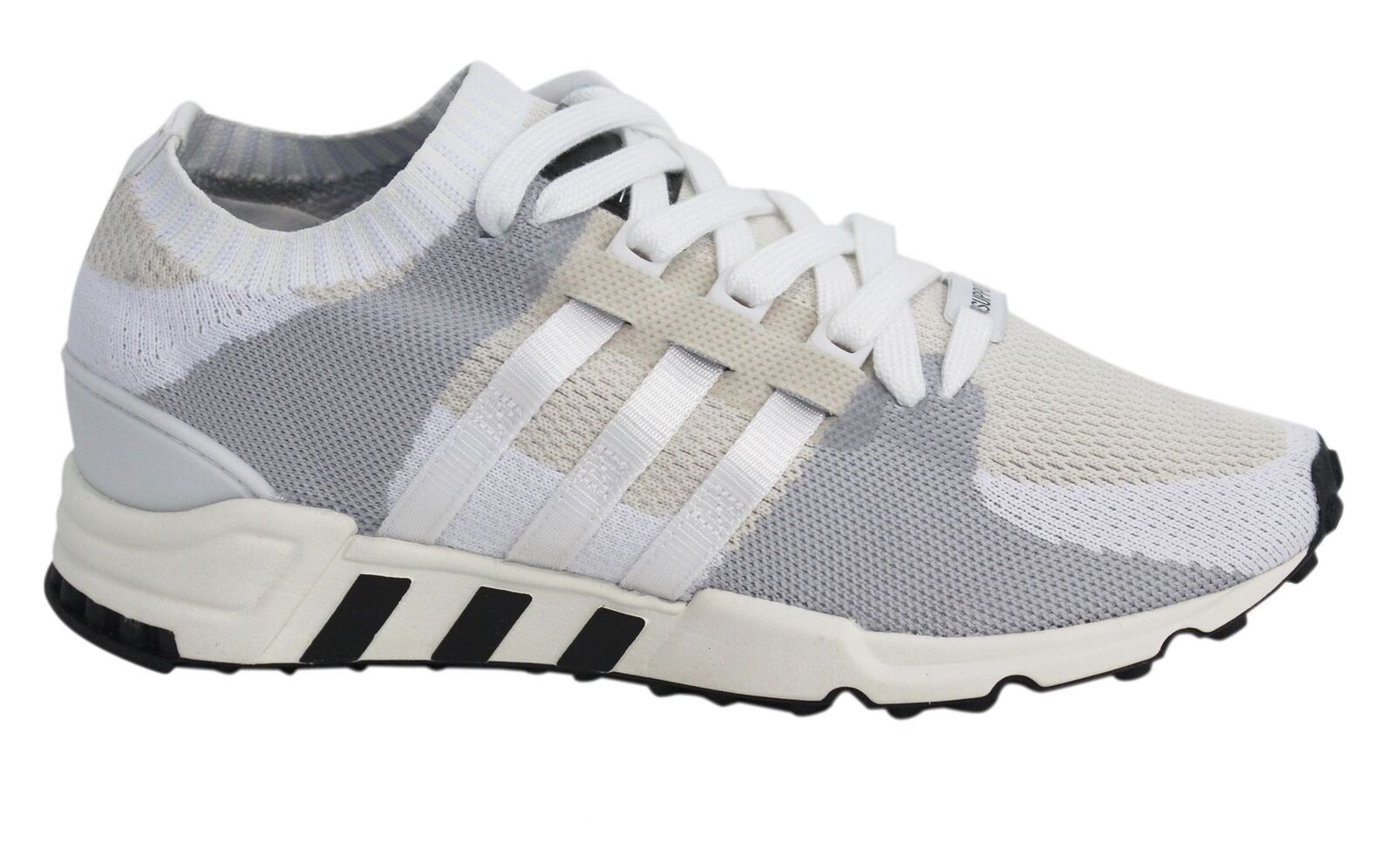 Details about Adidas Eqt Support RF PK Lace Up White Silver Mens Textile Trainers BA7507 D49