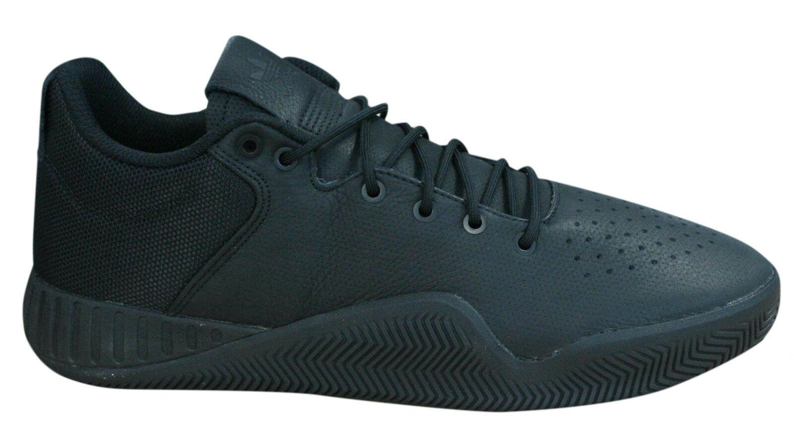 Adidas Originals Tubular Instinct Low Lace Up Mens Trainers Black ...