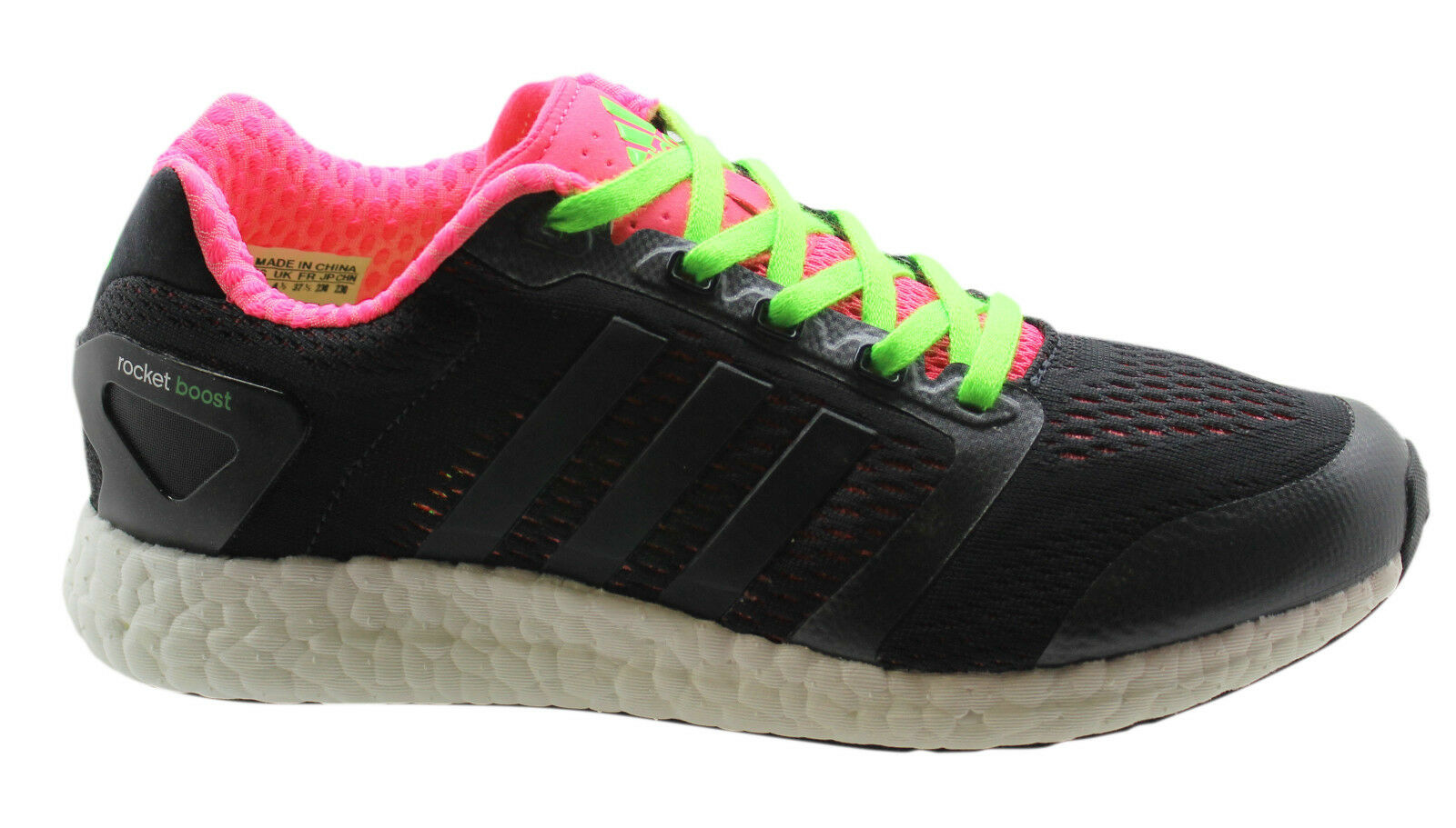Adidas Climacool Rocket Boost Womens Trainers Running Shoes ...