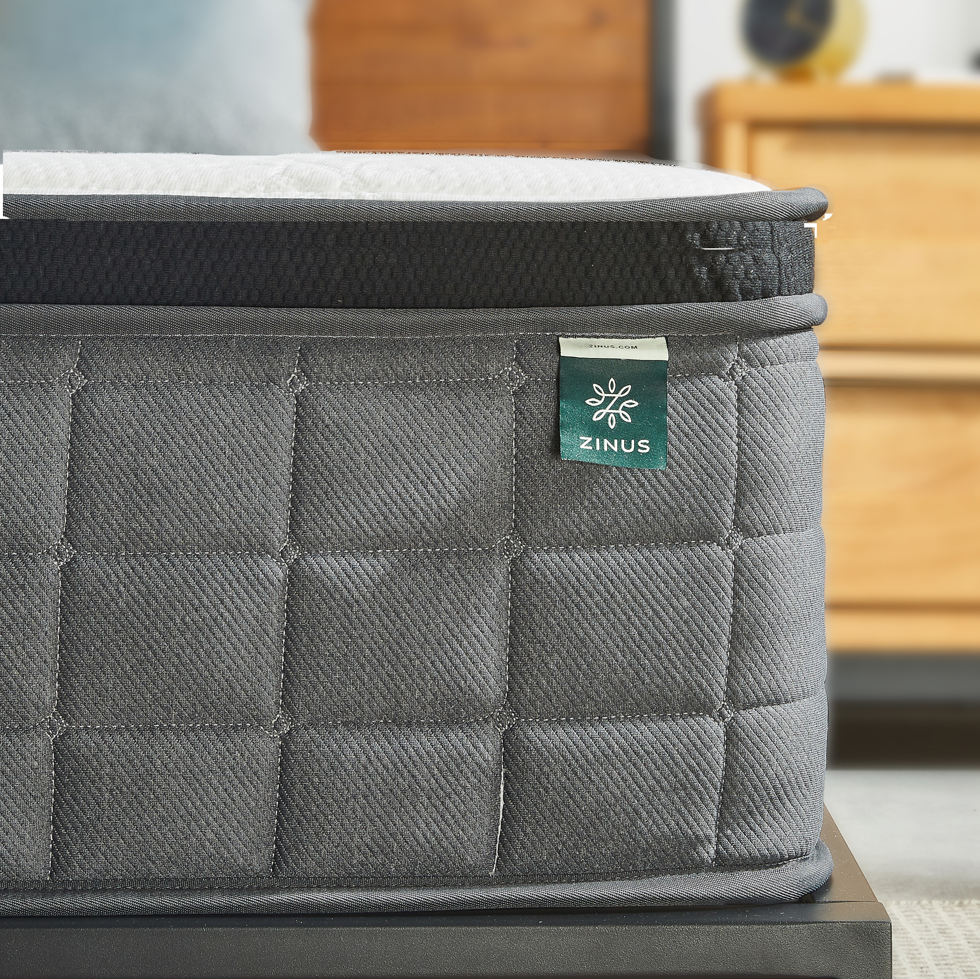thumbnail 17 - Zinus Mattress Queen Double King Single Bed Memory Foam Pocket Spring Hybrid