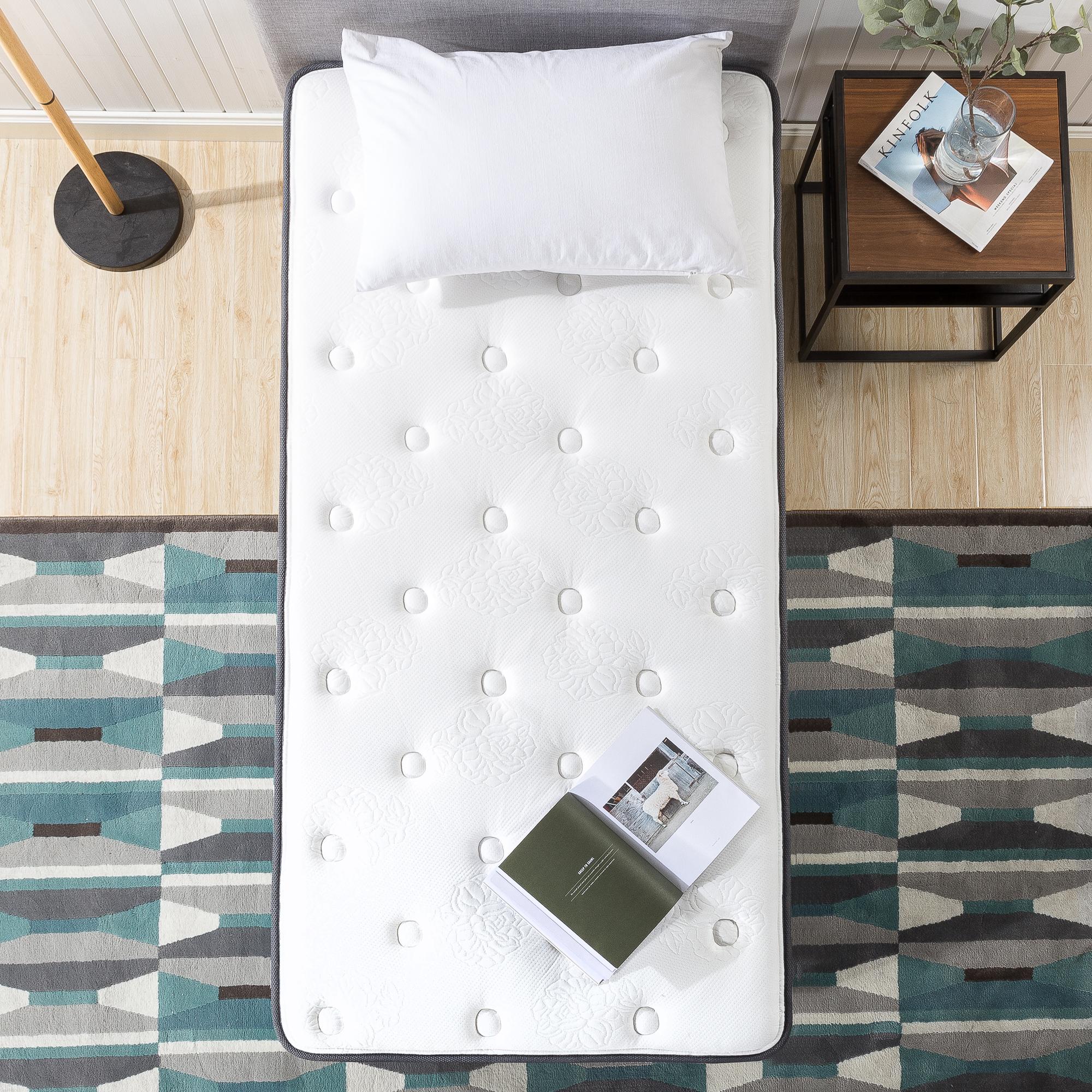 thumbnail 51 - Zinus Mattress Queen Double King Single Bed Memory Foam Pocket Spring Hybrid