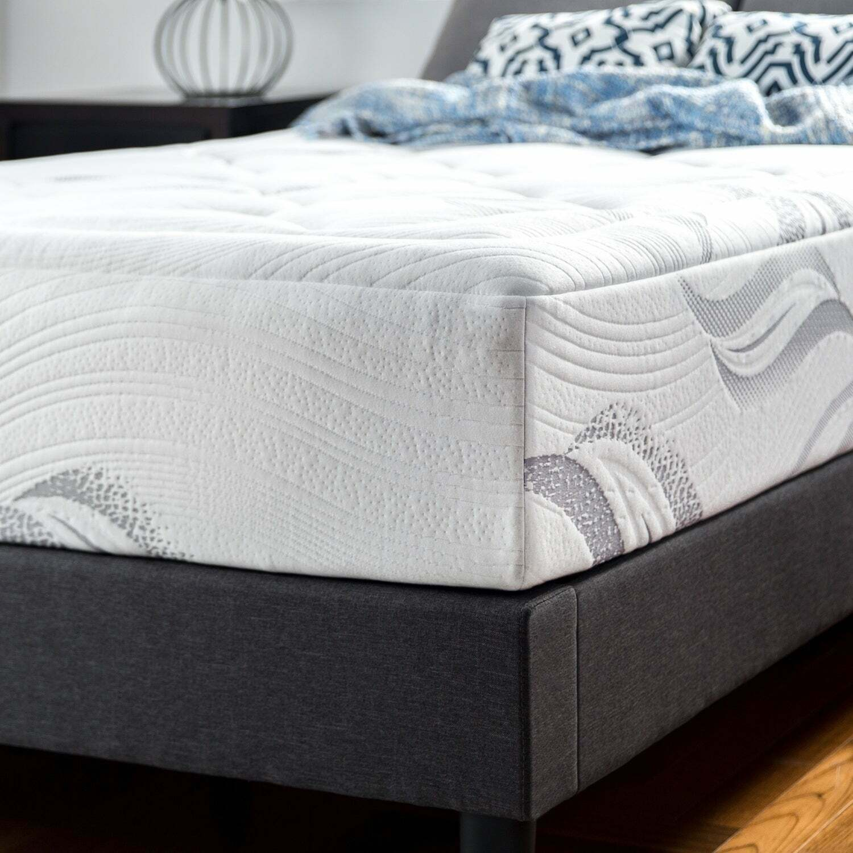 thumbnail 38 - Zinus Mattress Queen Double King Single Bed Memory Foam Pocket Spring Hybrid