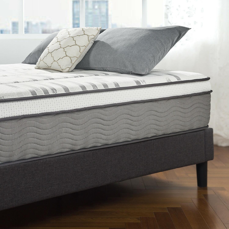 thumbnail 30 - Zinus Mattress Queen Double King Single Bed Memory Foam Pocket Spring Hybrid
