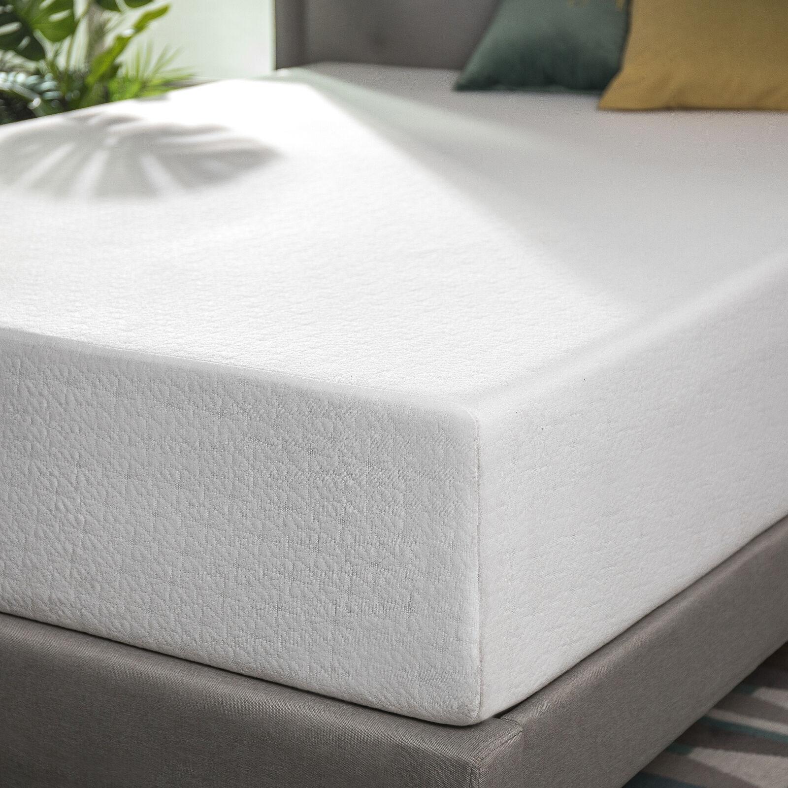 thumbnail 77 - Zinus Mattress Queen Double King Single Bed Memory Foam Pocket Spring Hybrid