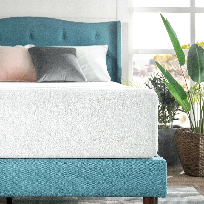 thumbnail 82 - Zinus Mattress Queen Double King Single Bed Memory Foam Pocket Spring Hybrid