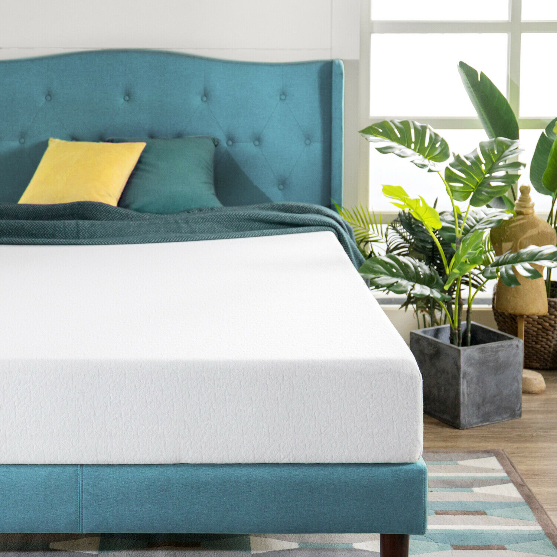 thumbnail 67 - Zinus Mattress Queen Double King Single Bed Memory Foam Pocket Spring Hybrid