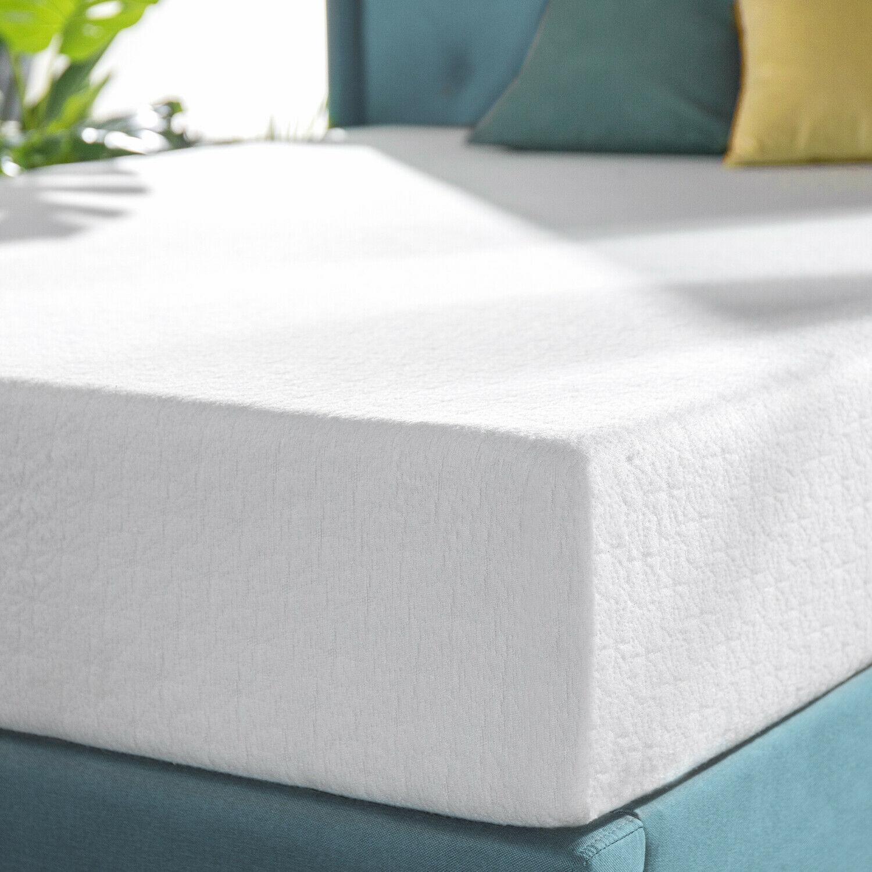 thumbnail 69 - Zinus Mattress Queen Double King Single Bed Memory Foam Pocket Spring Hybrid