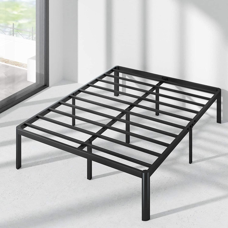 Zinus-QuickLock-SINGLE-DOUBLE-QUEEN-KING-Bed-Base-Mattress-Metal-Frame-Platform thumbnail 26