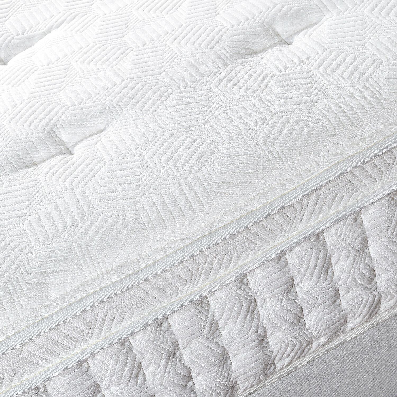 thumbnail 135 - Zinus Mattress Queen Double King Single Bed Memory Foam Pocket Spring Hybrid