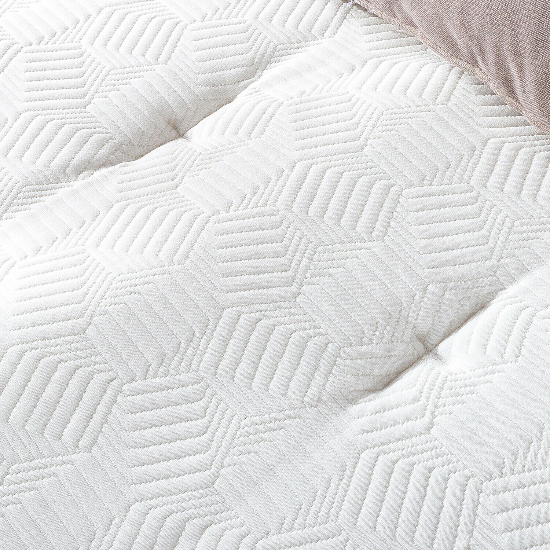 thumbnail 136 - Zinus Mattress Queen Double King Single Bed Memory Foam Pocket Spring Hybrid