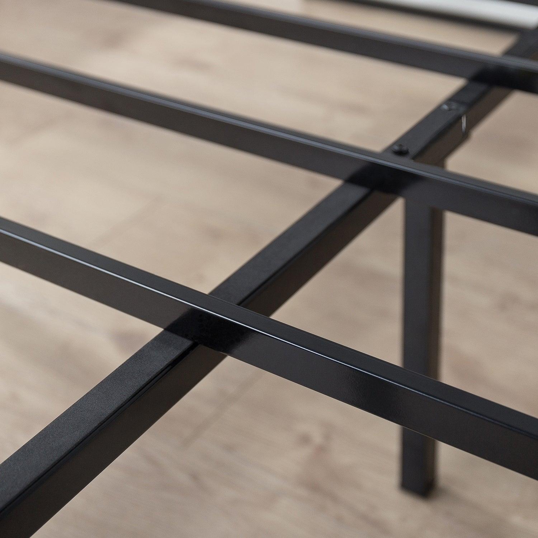 Zinus-QuickLock-SINGLE-DOUBLE-QUEEN-KING-Bed-Base-Mattress-Metal-Frame-Platform thumbnail 19