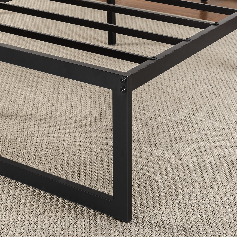 Zinus-QuickLock-SINGLE-DOUBLE-QUEEN-KING-Bed-Base-Mattress-Metal-Frame-Platform thumbnail 16