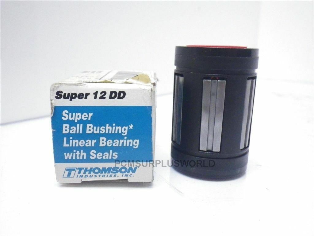 Thomson Super 12 DD Super Ball Bushing Linear Bearing