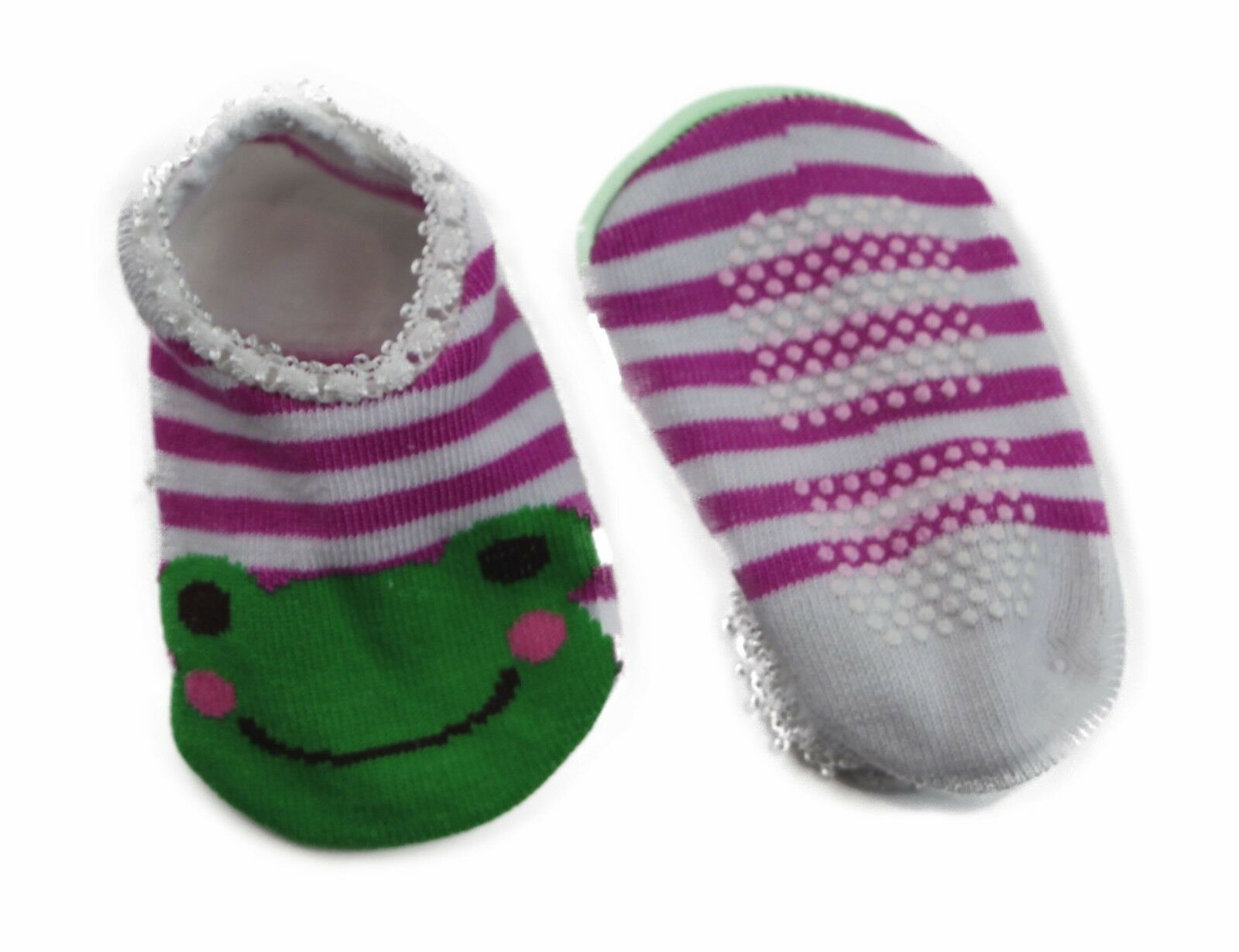 thumbnail 25 - Baby Footlets Kids Toddler Cotton Socks Anti Slip Grip Boys Girls 6-18 Months