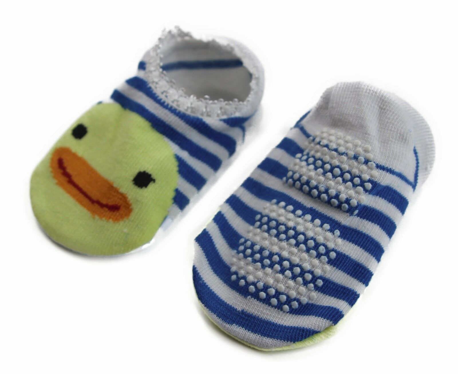 thumbnail 15 - Baby Footlets Kids Toddler Cotton Socks Anti Slip Grip Boys Girls 6-18 Months