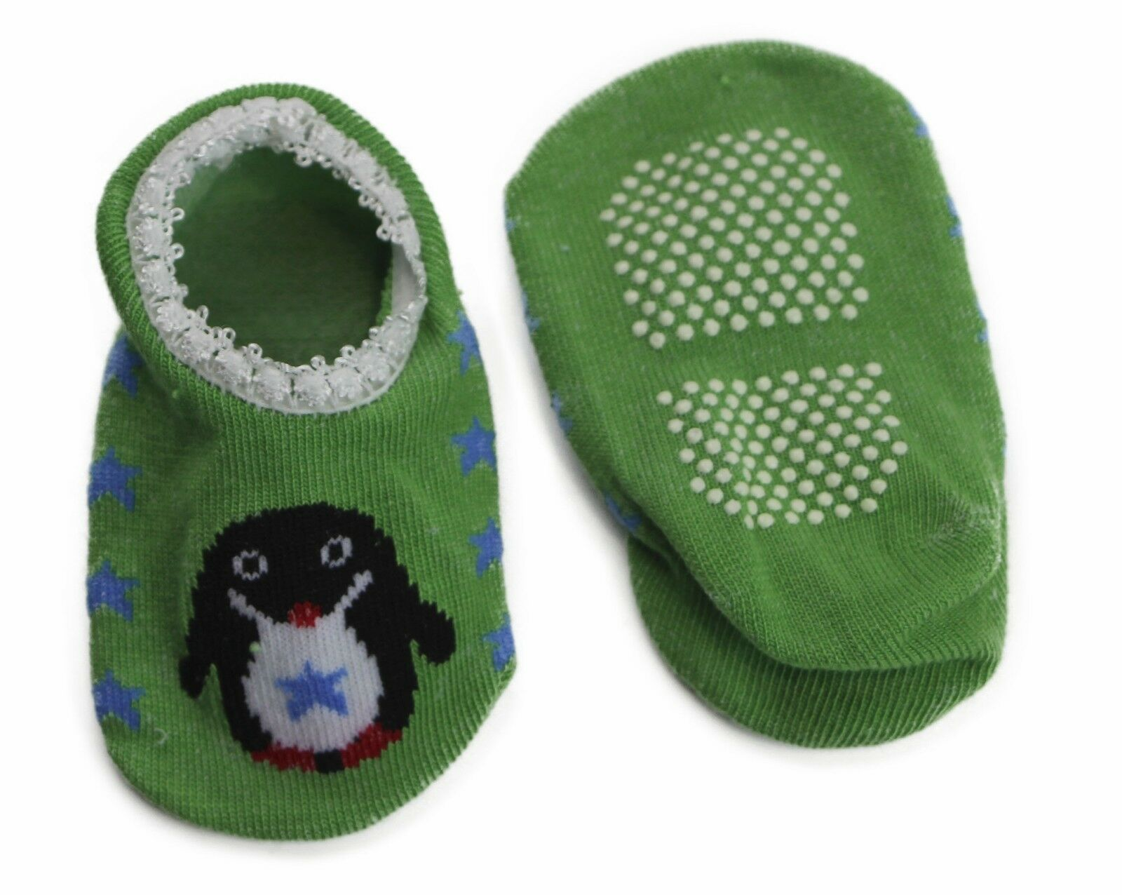 thumbnail 28 - Baby Footlets Kids Toddler Cotton Socks Anti Slip Grip Boys Girls 6-18 Months