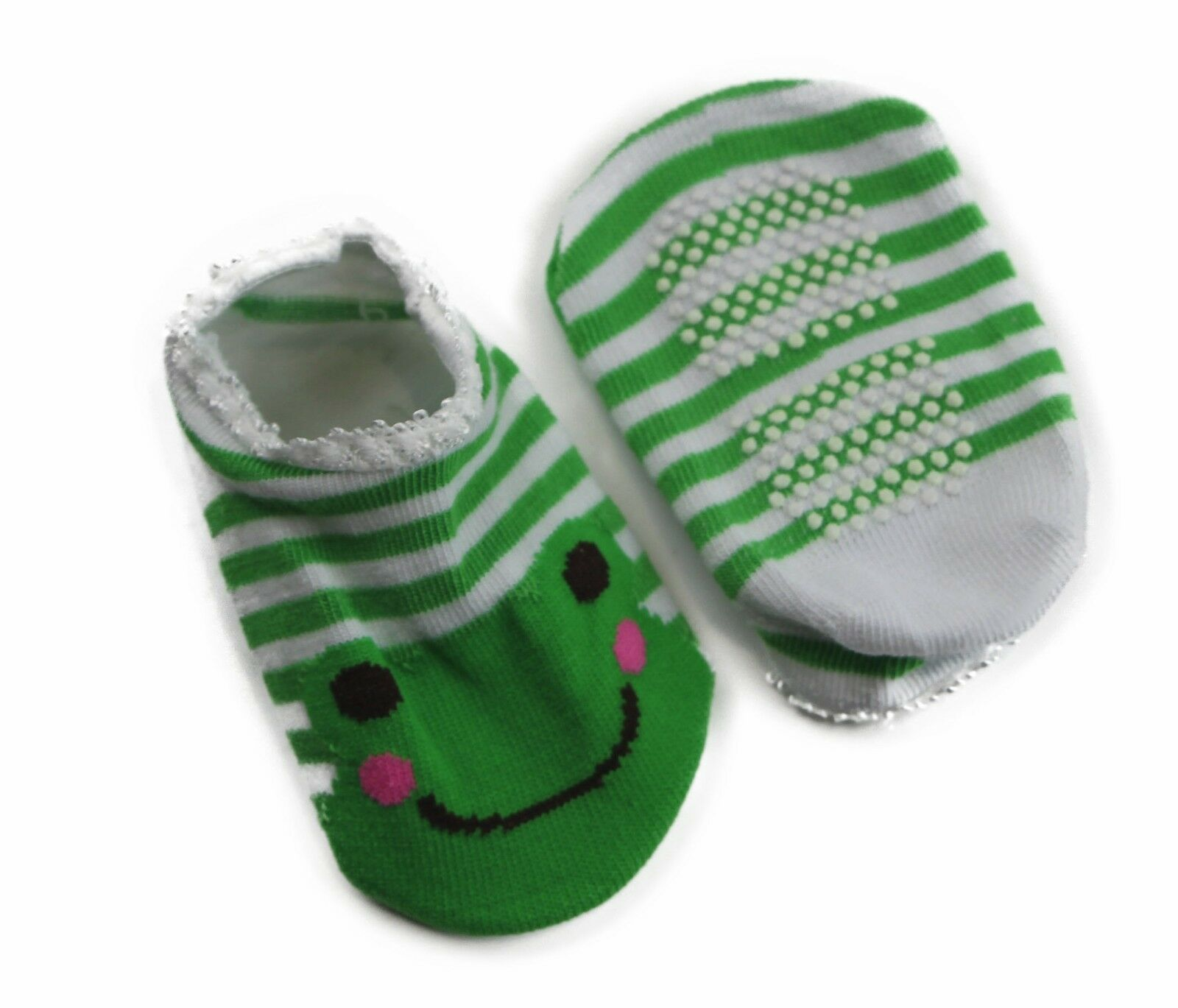 thumbnail 23 - Baby Footlets Kids Toddler Cotton Socks Anti Slip Grip Boys Girls 6-18 Months