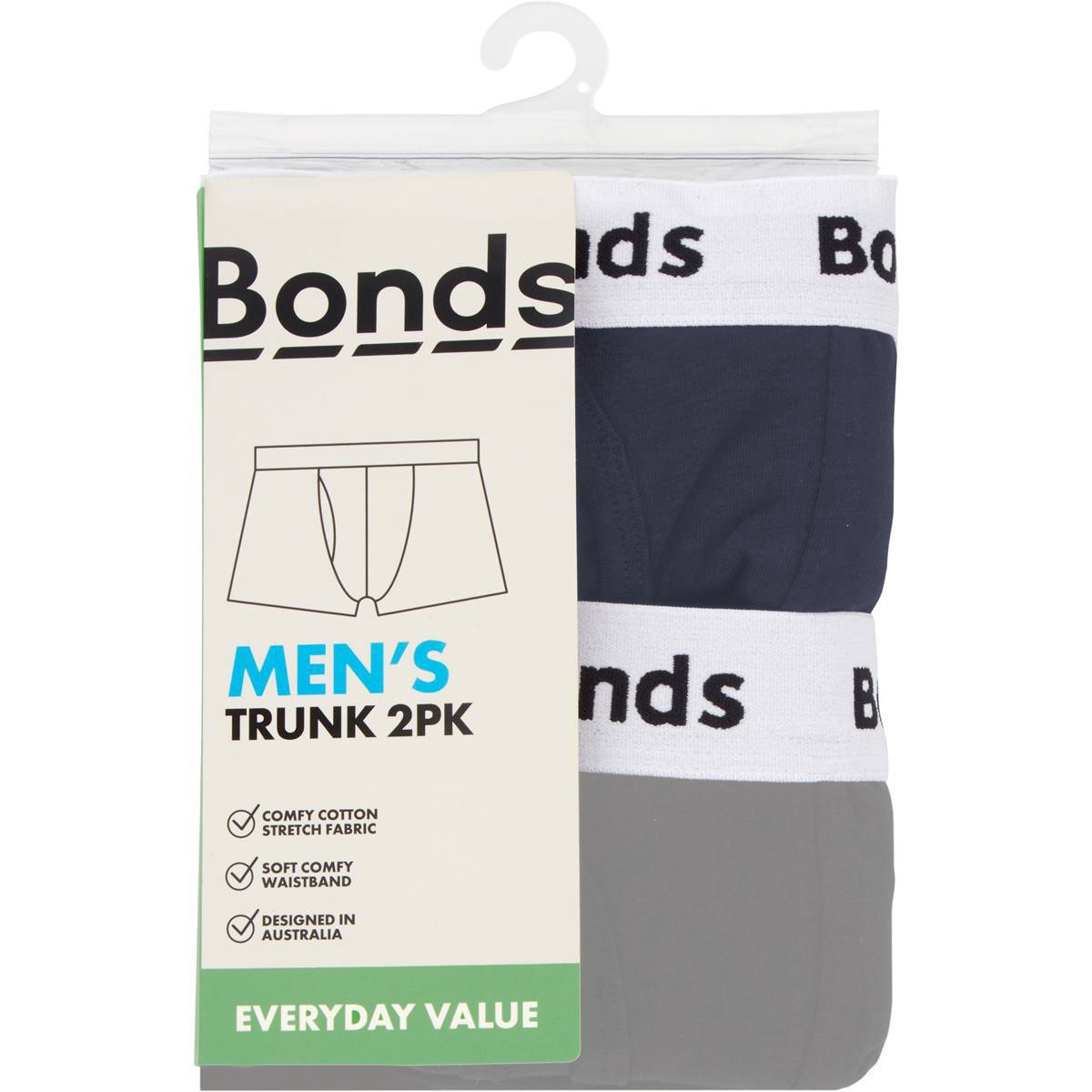 thumbnail 29 - 3 / 4 / 6 / 10 Pairs Bonds Mens Trunks Briefs Boxers Underwear Clearance $149.7
