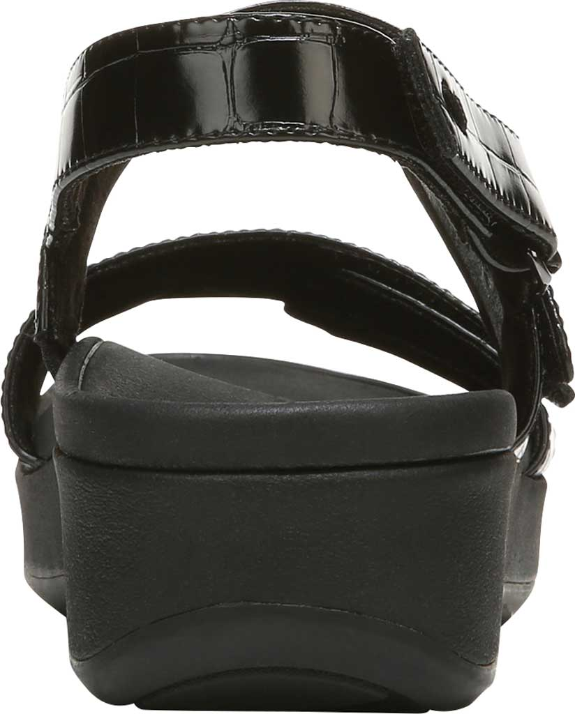 Women's Vionic Roma Wedge Strappy Slingback Sandal, , large, image 4