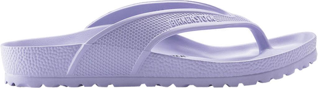 Women's Birkenstock Honolulu Flip Flop, Purple Fog EVA, large, image 2