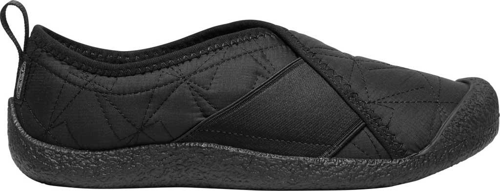 Women's Keen Howser Wrap Sneaker, Black/Black, large, image 2