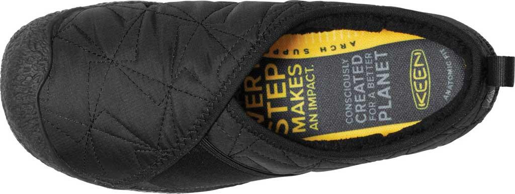 Women's Keen Howser Wrap Sneaker, Black/Black, large, image 3