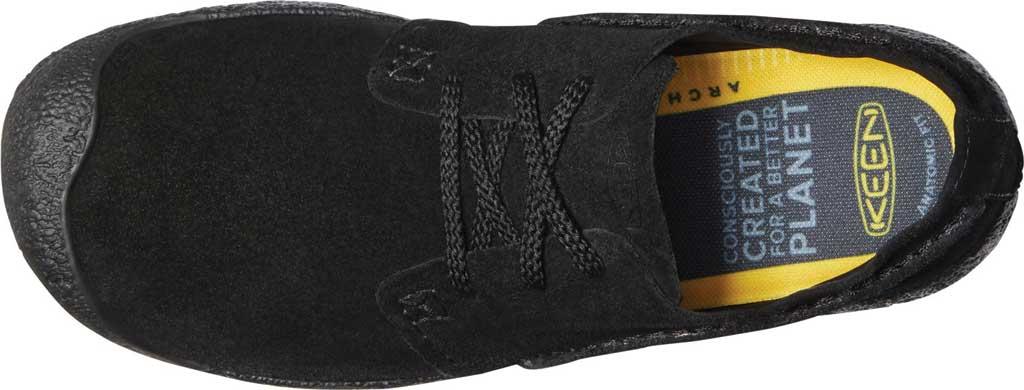 Men's Keen Howser Oxford, Black/Black, large, image 3