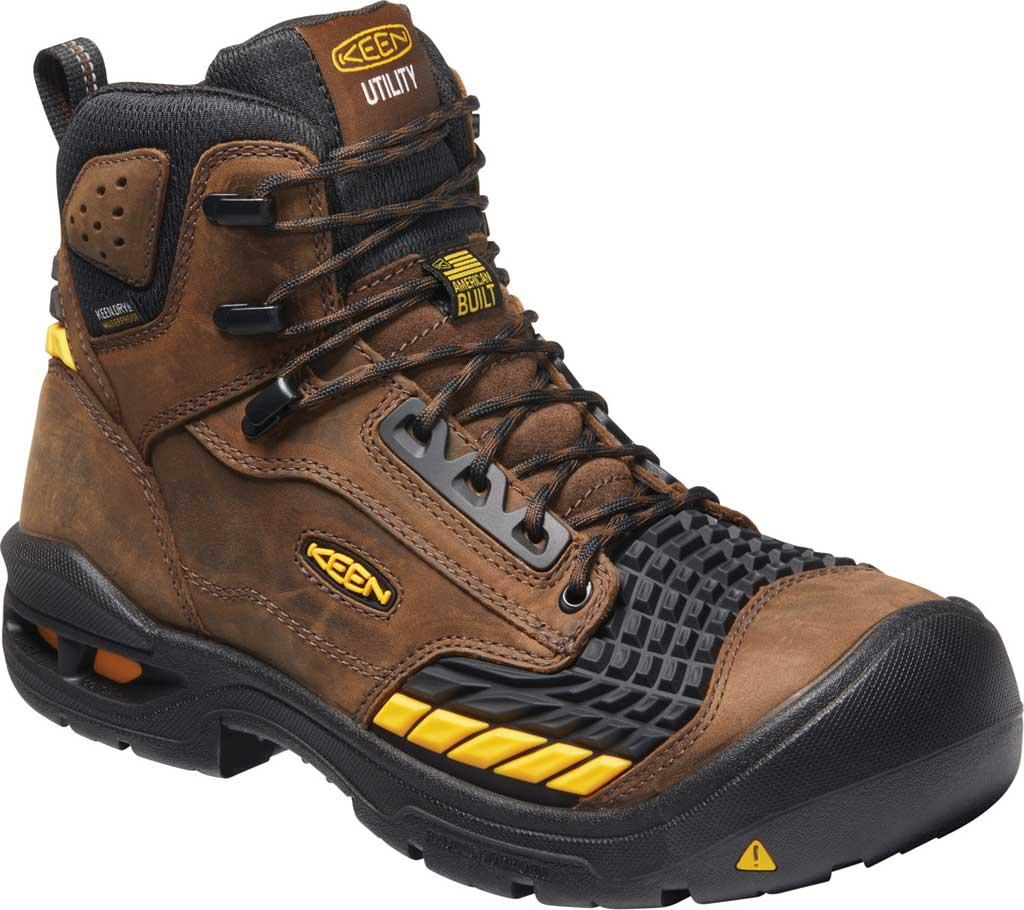 """Men's Keen Troy 6"""" KBF Waterproof Boot, , large, image 1"""