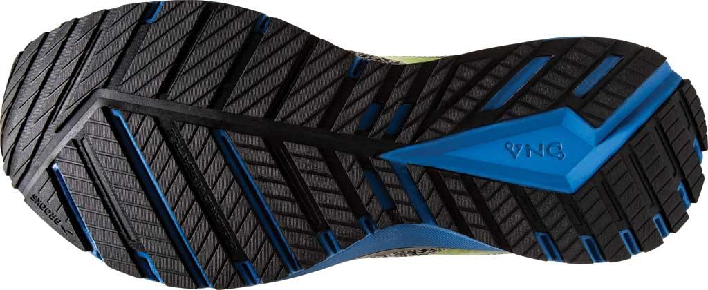 Men's Brooks Revel 4 Running Shoe, Black/Blue/Nightlife, large, image 6
