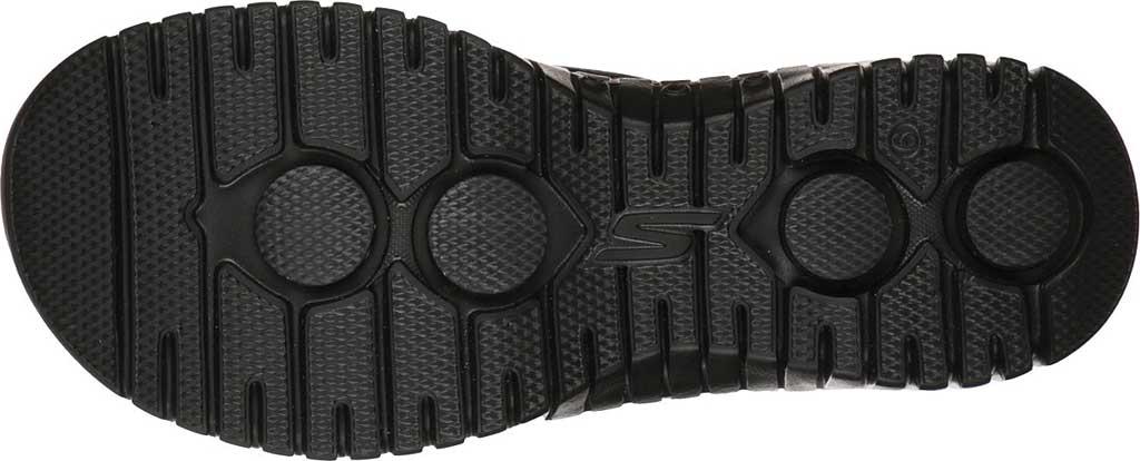 Women's Skechers Foamies GOwalk Smart Paw Some Flip Flop, Black/Multi, large, image 5