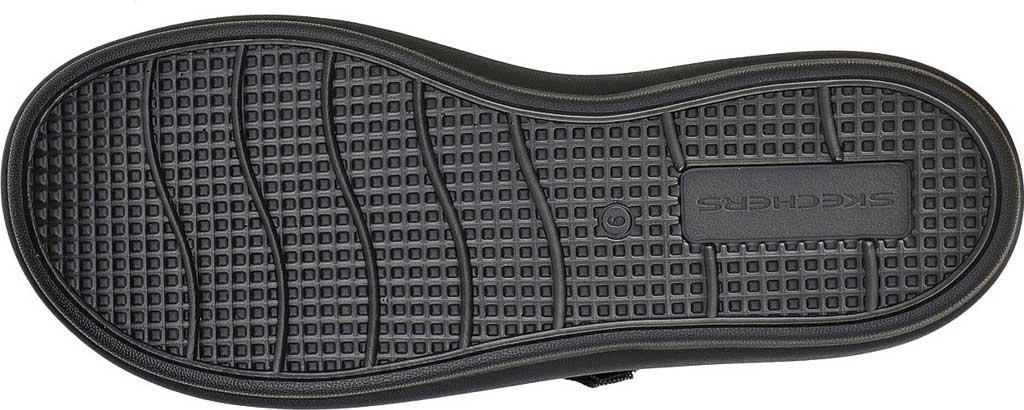 Women's Skechers Foamies Arch Fit Ascend Sweetpea Strappy Slide, Black/Black, large, image 5