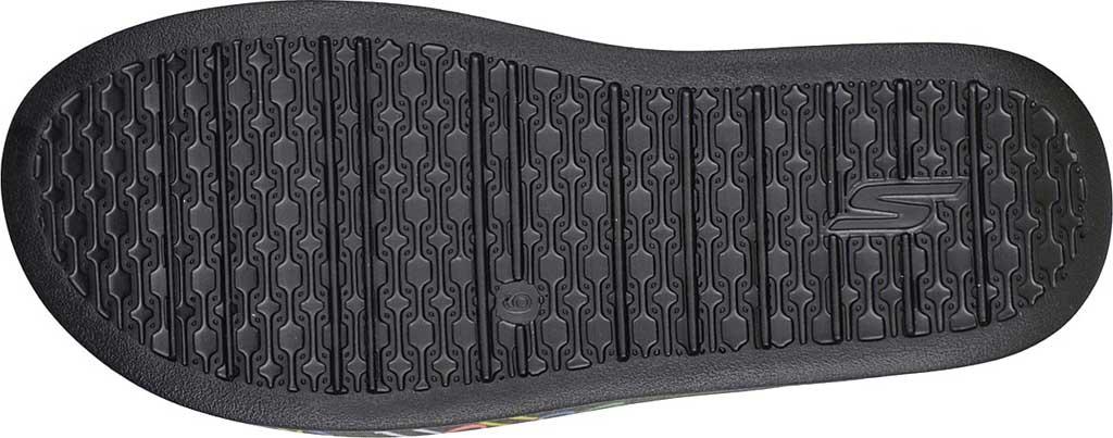 Women's Skechers x JGoldcrown: Foamies Cali Charm - Trust Love, Black/Multi, large, image 5