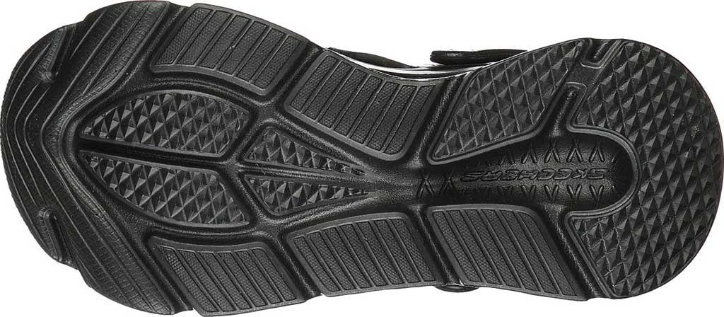 Women's Skechers Foamies Max Cushioning Show Off Clog, Black/Black, large, image 5