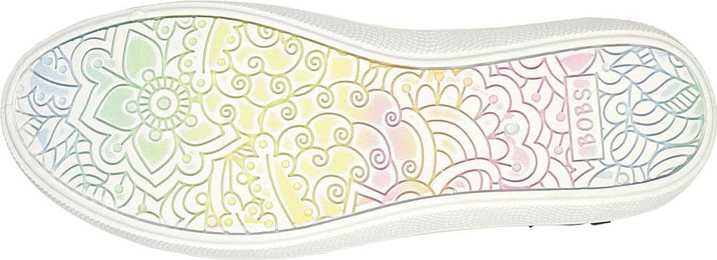 Women's Skechers BOBS B Cute Chill Gato Slip On Sneaker, Black/Multi, large, image 5
