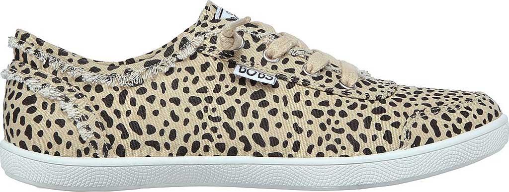 Women's Skechers BOBS B Cute Perrrsonality Vegan Slip On Sneaker, Leopard, large, image 2
