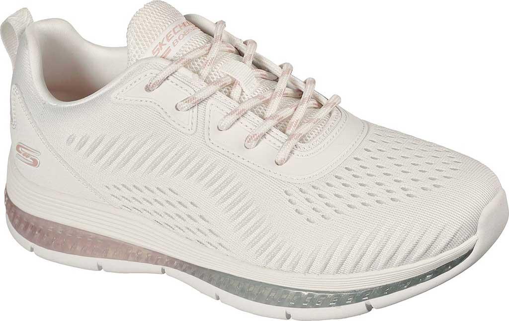 Women's Skechers BOBS Gamma Sneaker, White, large, image 1