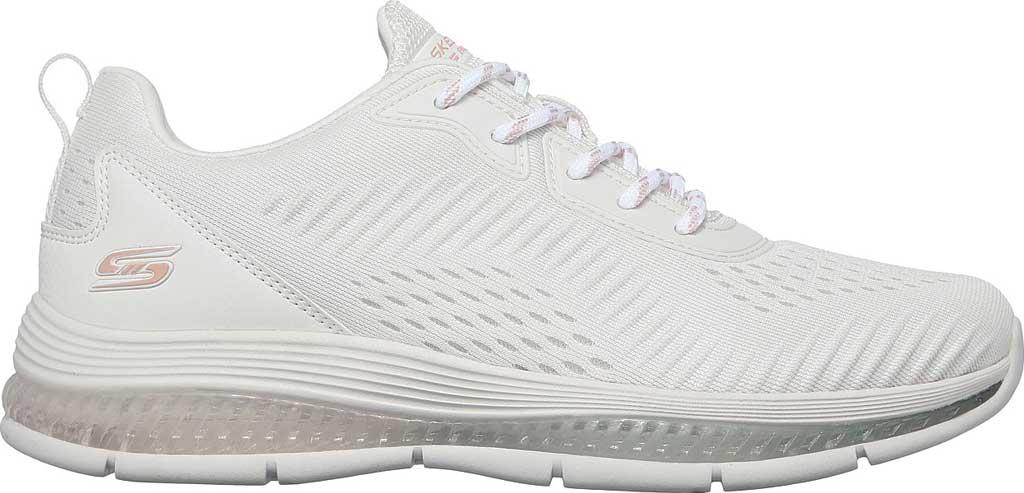 Women's Skechers BOBS Gamma Sneaker, White, large, image 2