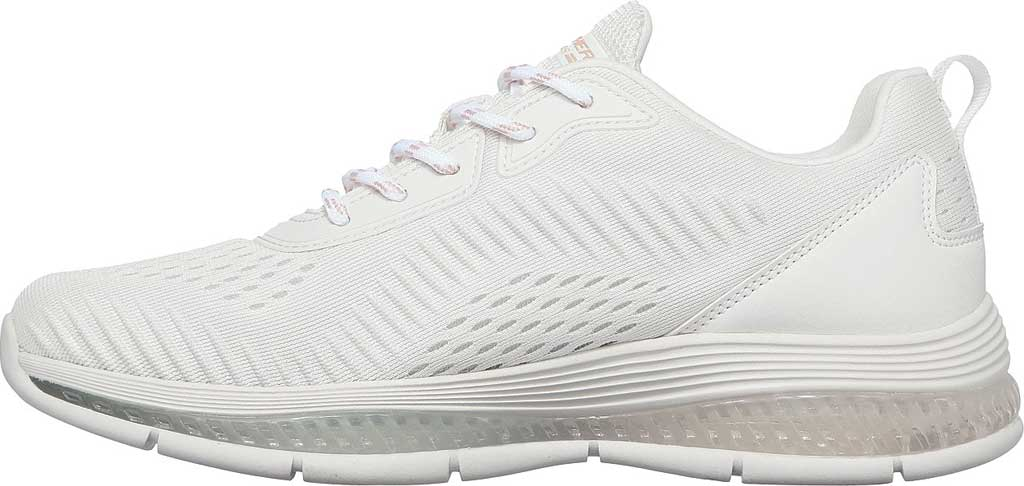 Women's Skechers BOBS Gamma Sneaker, White, large, image 3