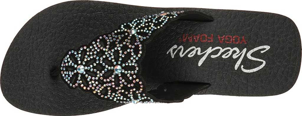 Women's Skechers Vinyasa - Pretty Thang, Black, large, image 4