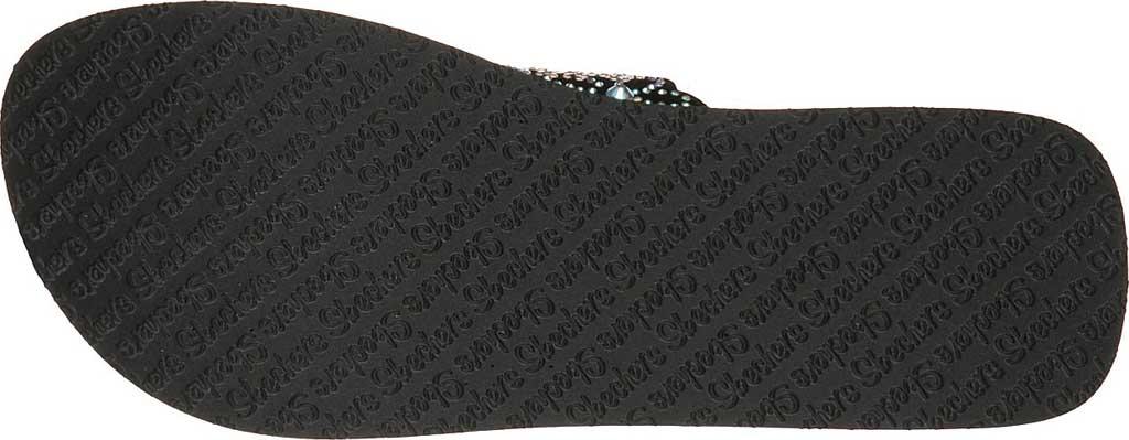 Women's Skechers Vinyasa - Pretty Thang, Black, large, image 5