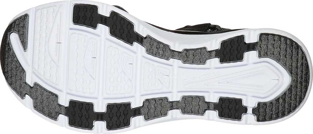 Women's Skechers Relaxed Fit D'Lux Walker Puffer Break Strappy Sandal, Black, large, image 5