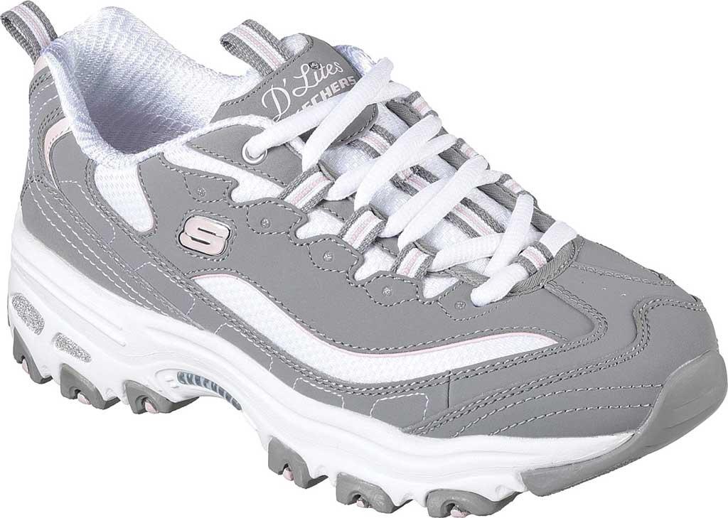 Women's Skechers D'Lites Sneaker, , large, image 1
